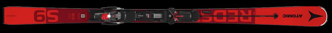 Atomic Redster S9