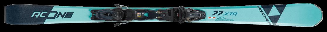 Fischer XTR RC One 77 GT WS